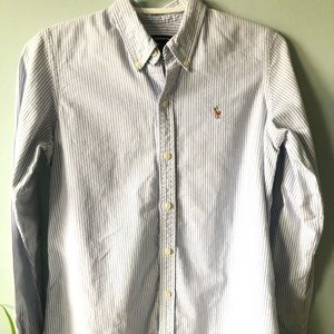 Ralph Lauren Sport Button Down Top💞